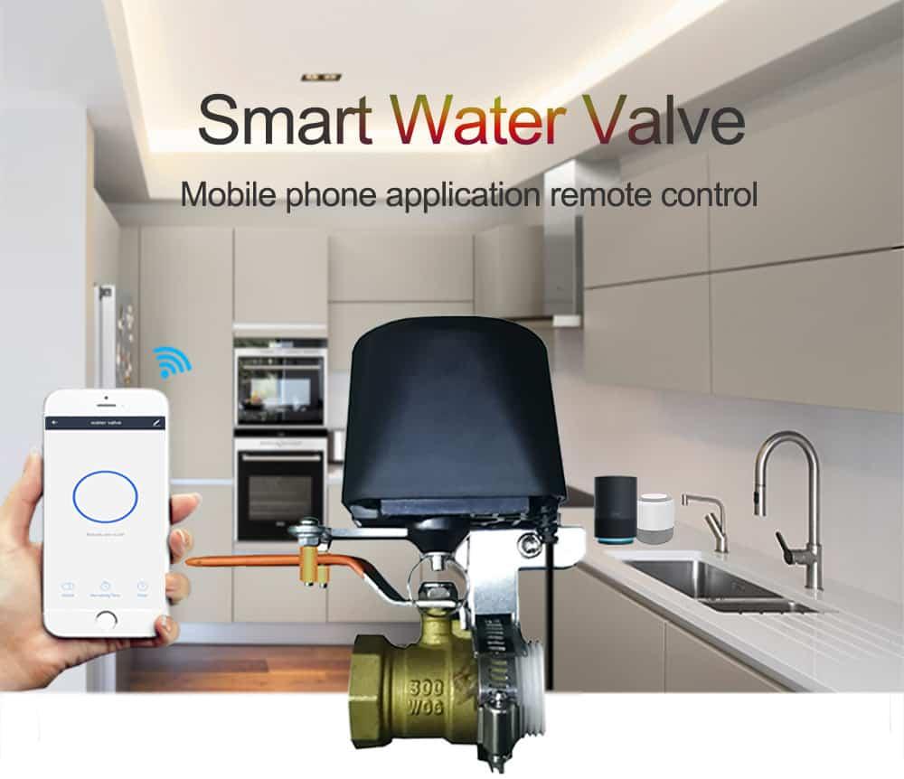 Van nước thông minh Tuya (WiFi) 1
