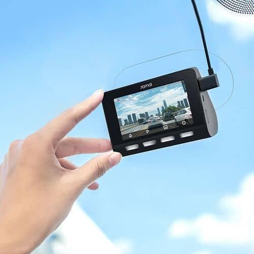 Camera hành trình ô tô 4K 70MAI A800 1