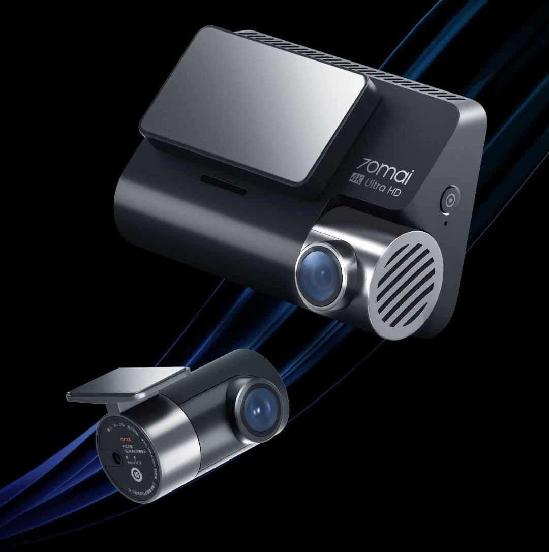 Camera hành trình ô tô 4K 70MAI A800 4